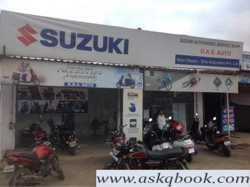 D A S Suzuki, Chakan - Motorcycle Dealers-Suzuki In Pune