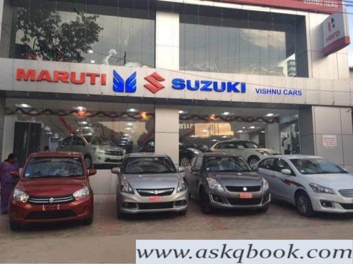 Suzuki Car Dealership >> 4831 Vishnu Cars Ekkaduthangal Car Dealers Maruti Suzuki In