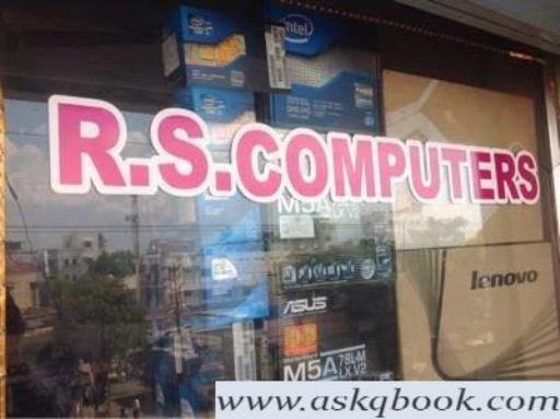 R S Computers, Gandhipuram - Laptop Dealers In Coimbatore - Laptops