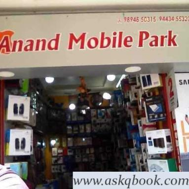 Anand Mobile Park, Chathiram Bus Stand - Mobile Phone Dealers In