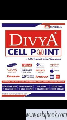 iPhone Mobile Phones Dealers -Divya Cell Point, Eluru Road