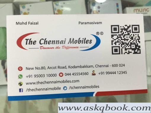 The Chennai Mobiles, Kodambakkam - Mobile Phone Dealers In Chennai