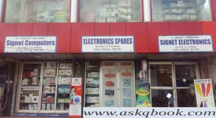 Signet Electronics, Avadi - Mobile Phone Dealers In Chennai - Mobile