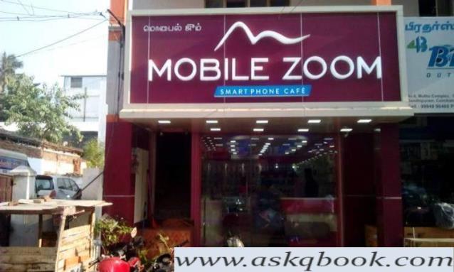 Mobile Zoom, Gandhipuram - Mobile Phone Dealers-Iphone In Coimbatore