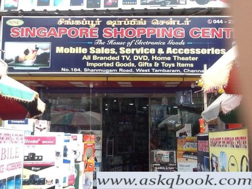 Singapore Collection, Tambaram West - Mobile Phone Dealers