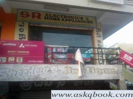 Sanyo TV Dealers -S R Electronics & Home Appliances, Shanti Nagar